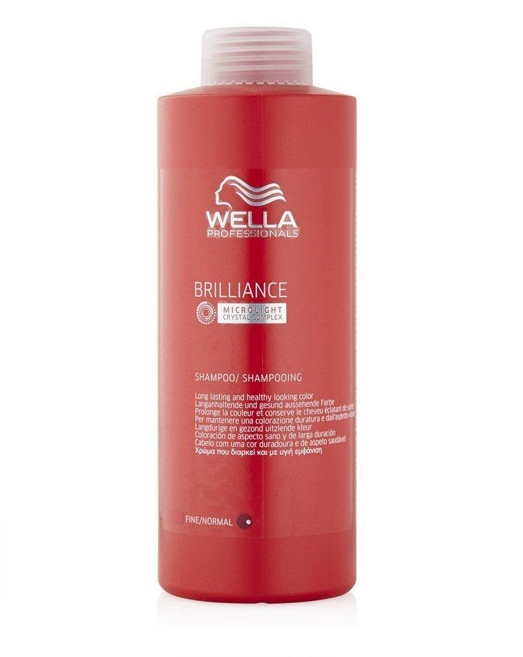 Wella Professionals Shampoo »Care Brilliance«