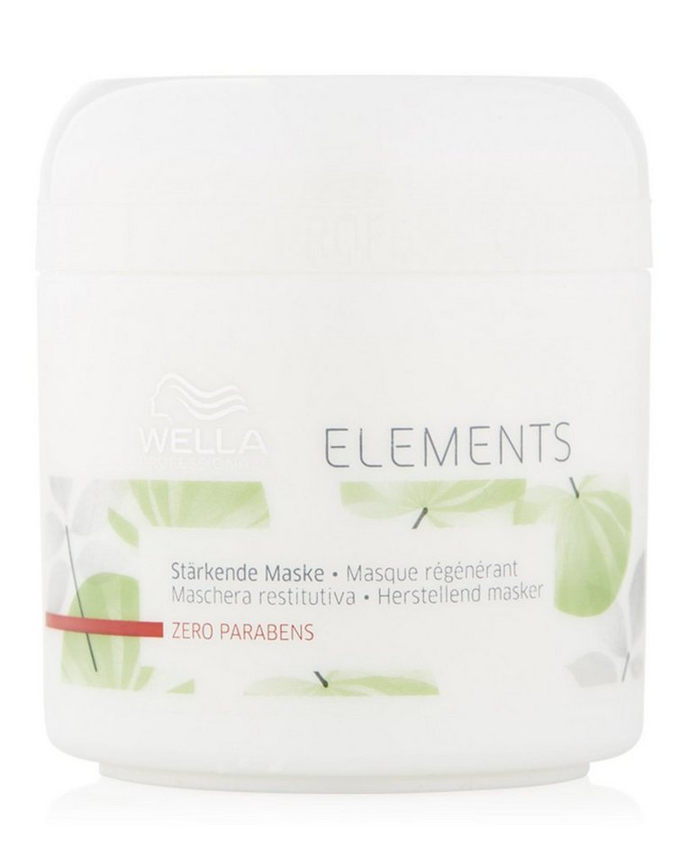 Wella Professionals Haarmaske »Elements«