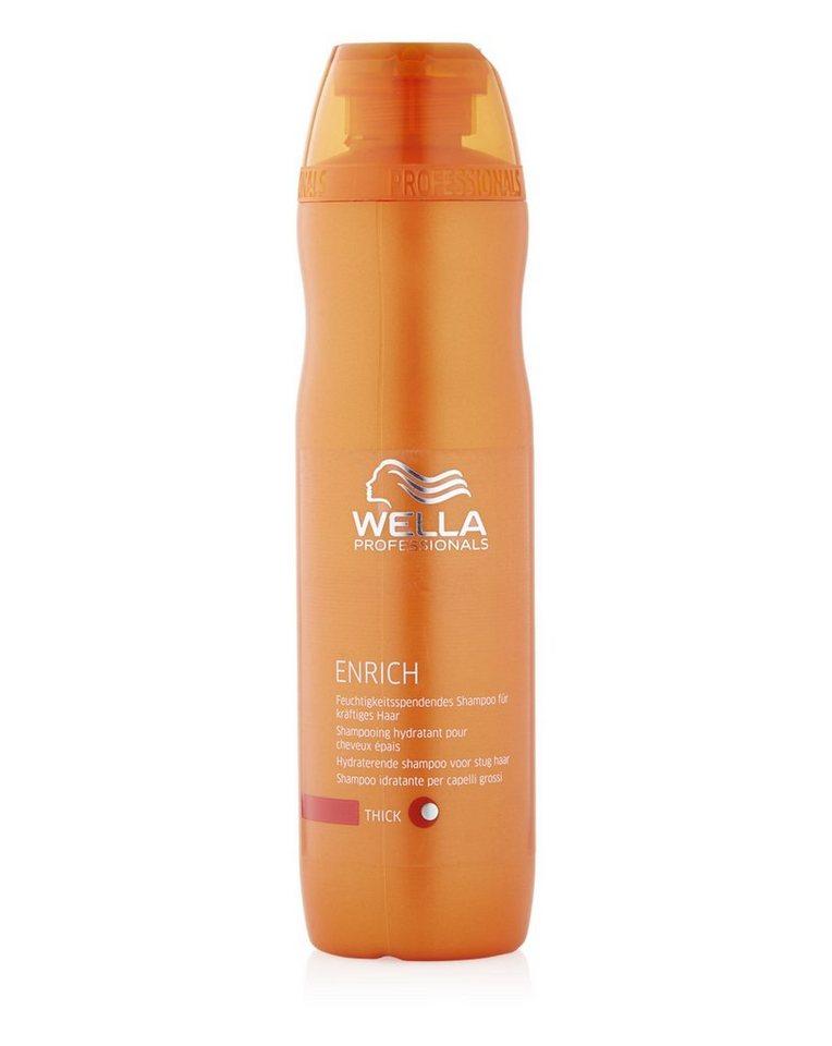Wella Professionals Shampoo »Care Enrich«