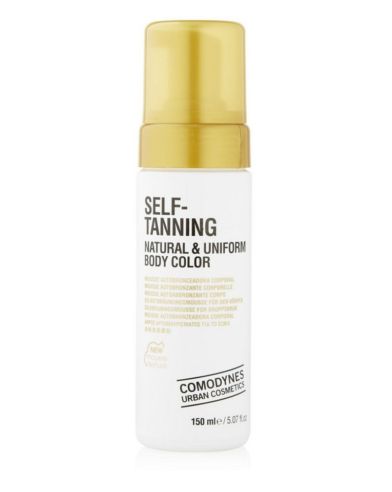Comodynes Selbstbräunungsmousse »Self-Tanning Body Mousse«