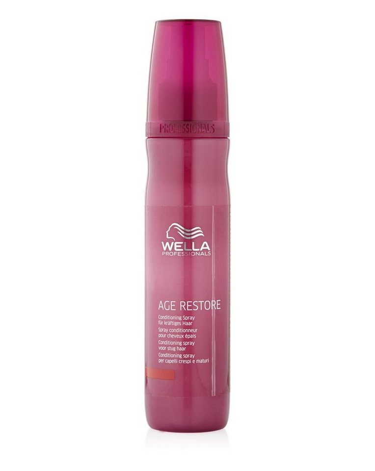 Wella Professionals Haarspray »Care Age«