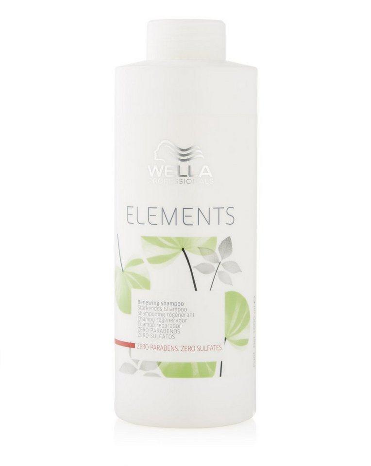Wella Professionals Shampoo »Elements«