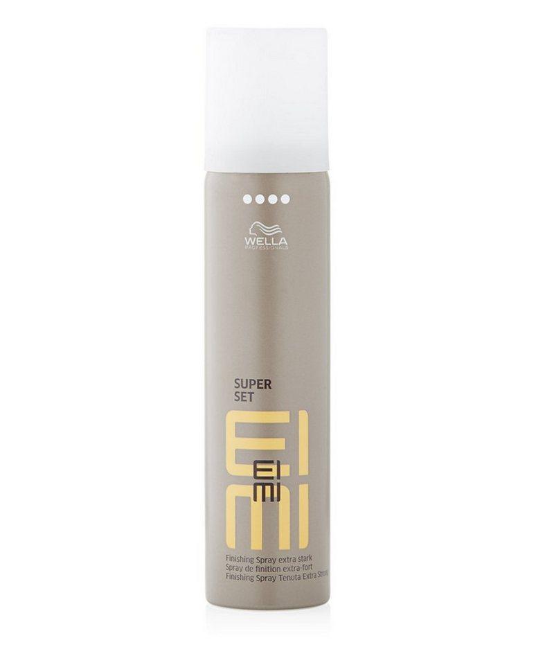 Wella Professionals Haarspray »EIMI Super Set Finishing Spray extra stark«