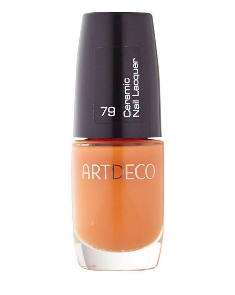 Artdeco Nagellack »Ceramic Nail Lacquer« in 79 ORANGE LUSH