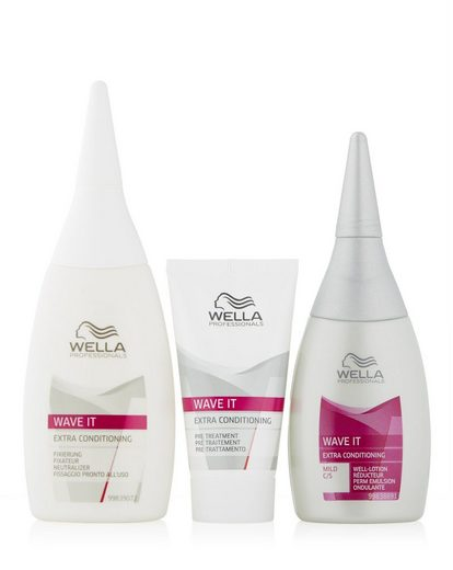 Wella Professionals Shampoo und Conditioner »Permanentes Styling Wave It Extra Conditioning«