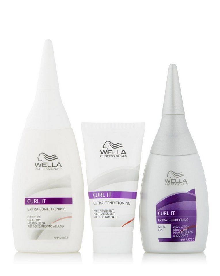 Wella Professionals Haarpflege-Set »Curl it Extra Conditioning Mild«