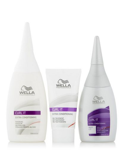 Wella Professionals Shampoo und Conditioner »Permanentes Styling Curl It Extra Conditioning«