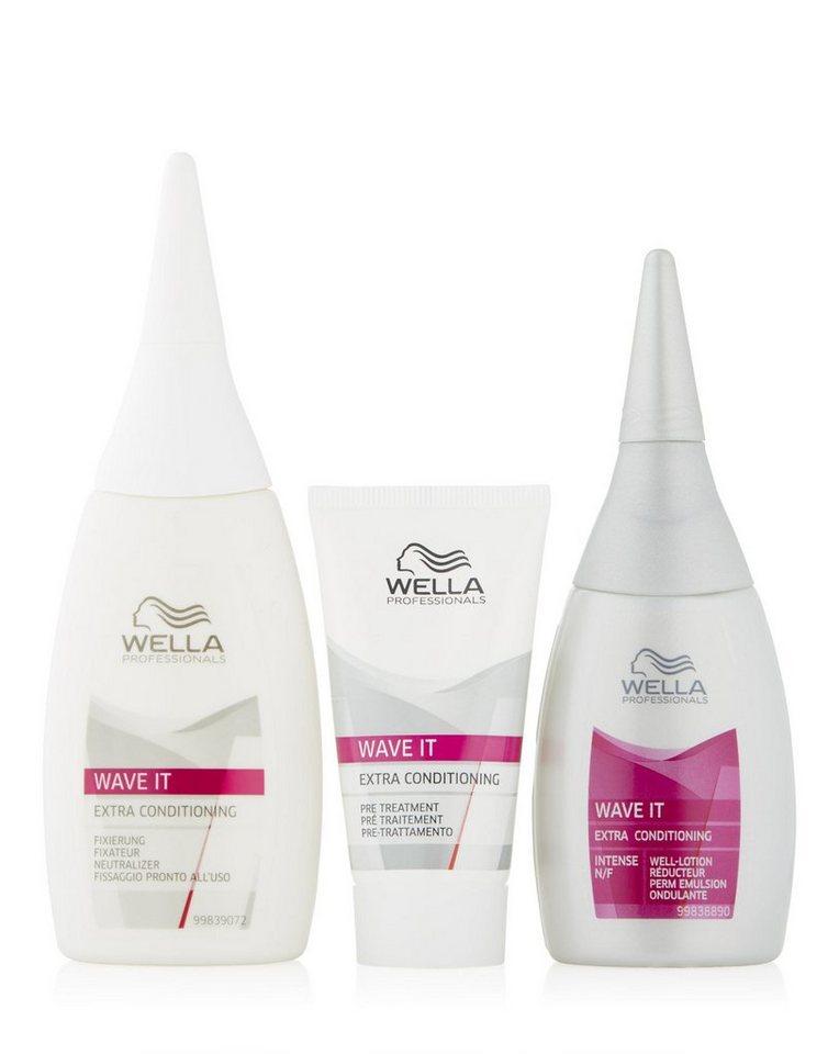 Wella Professionals Shampoo und Conditioner »Permanentes Styling Wave It Extra Conditioning«