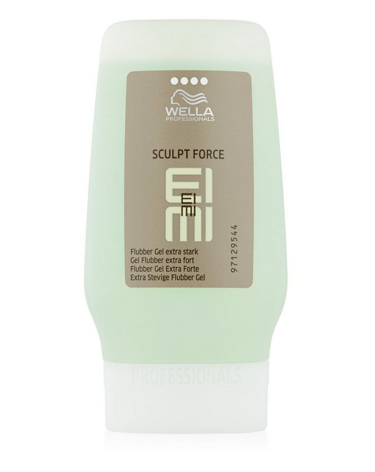 Wella Professionals Haargel »EIMI Sculpt Force Flubber Gel extra stark«