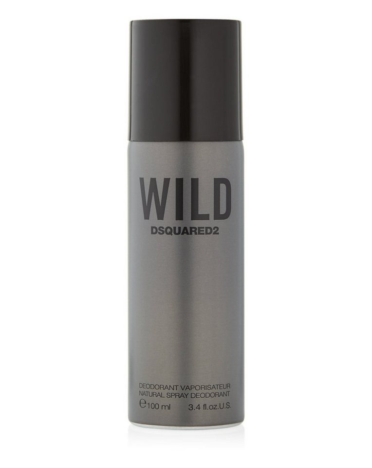 Dsquared2 Deo-Spray »Wild«