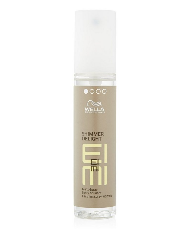 Wella Professionals Glanz Haarspray »EIMI Shimmer Delight Glanz Spray«