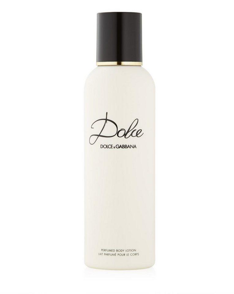 DOLCE&GABBANA Bodylotion »Dolce«