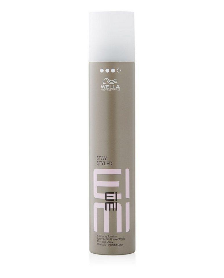 Wella Professionals Haarspray »EIMI Stay Styled Haarspray formbar«