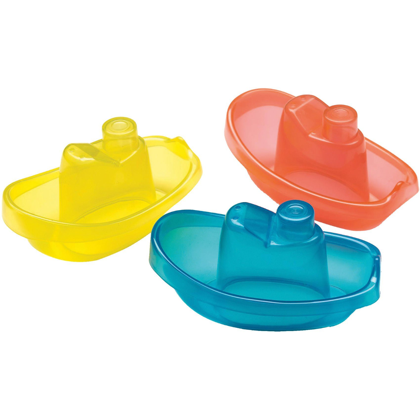 Playgro Bade-Boote 3-teilig