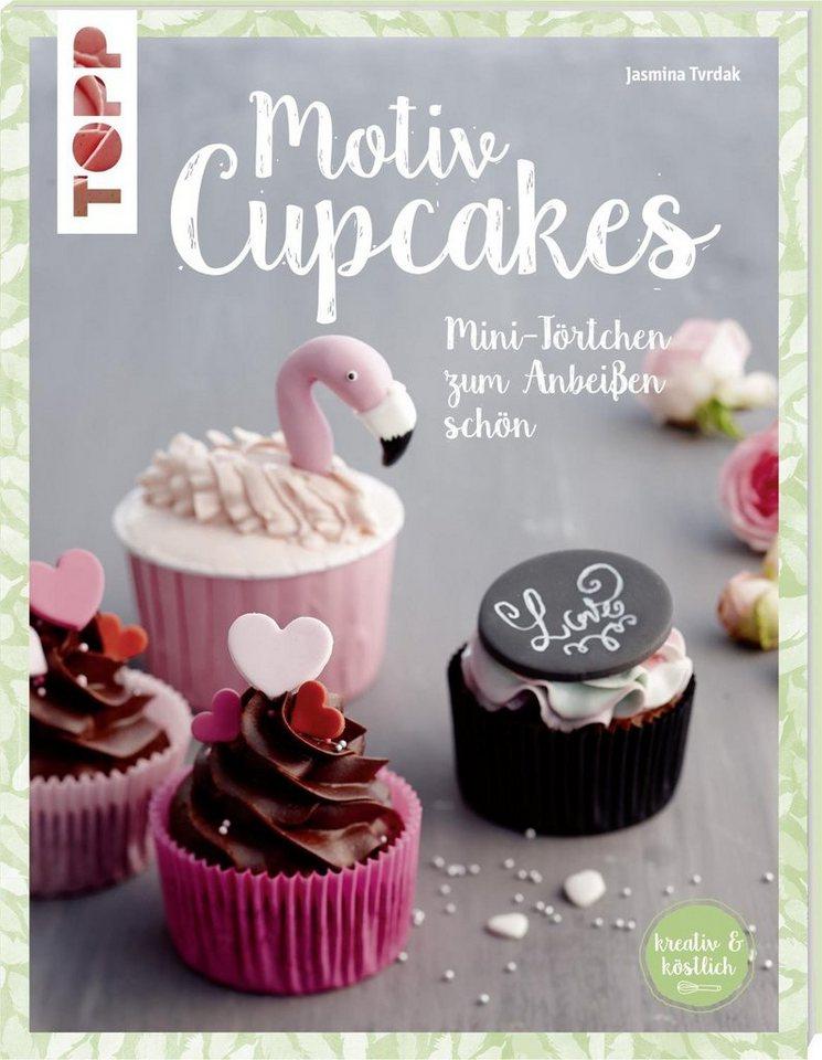 "Topp Buch ""Motiv Cupcakes"" 48 Seiten"