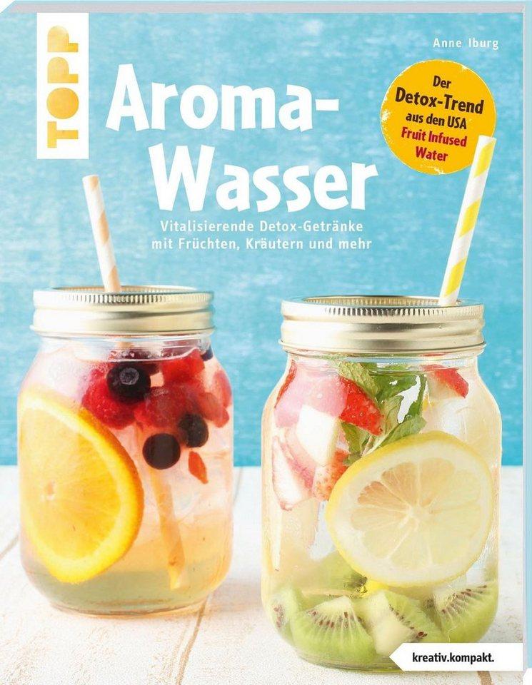 """Topp Buch """"Aroma-Wasser"""" 48 Seiten"""