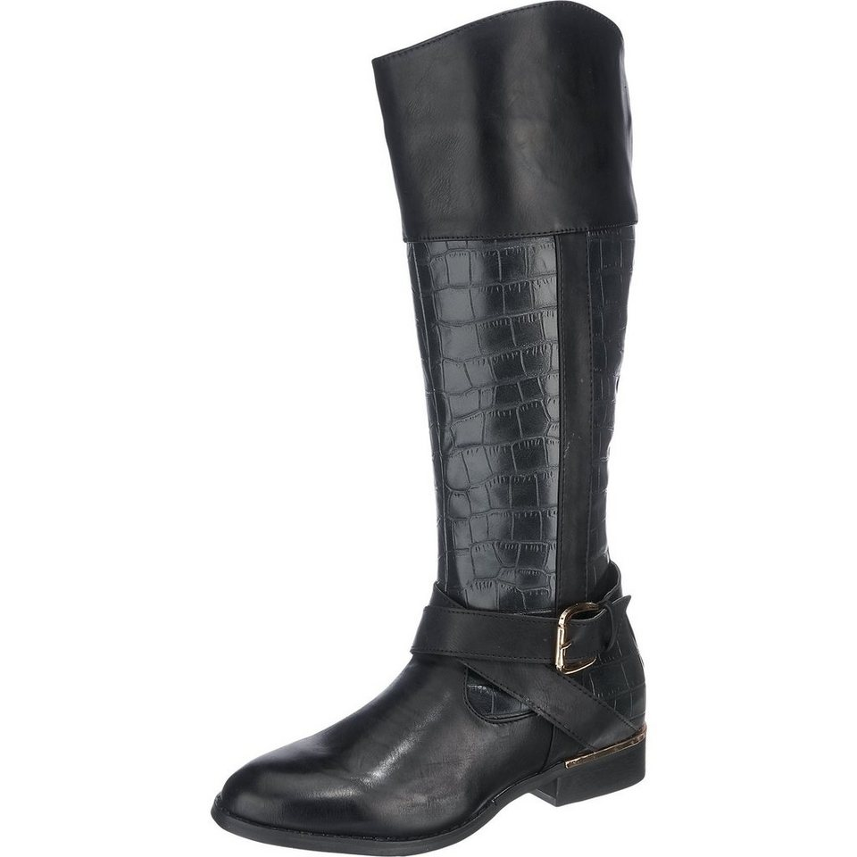 every one Stiefel in schwarz
