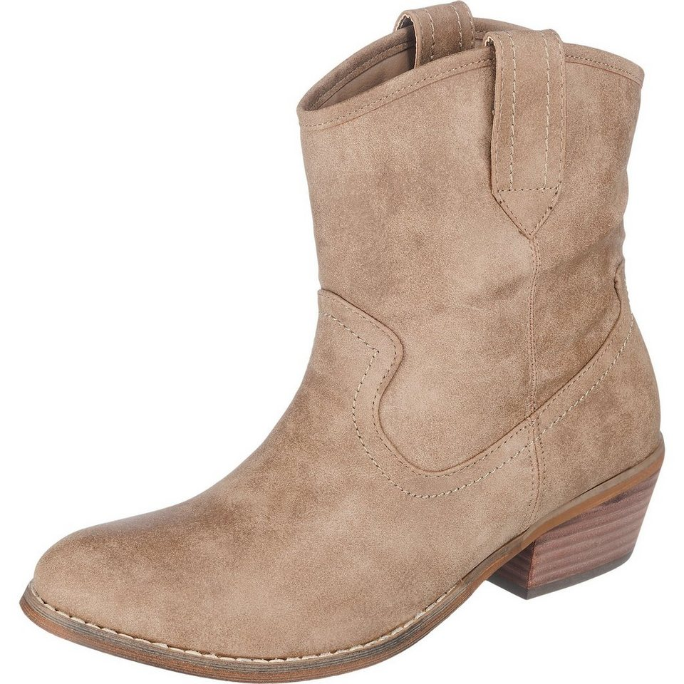 every one Stiefeletten in taupe