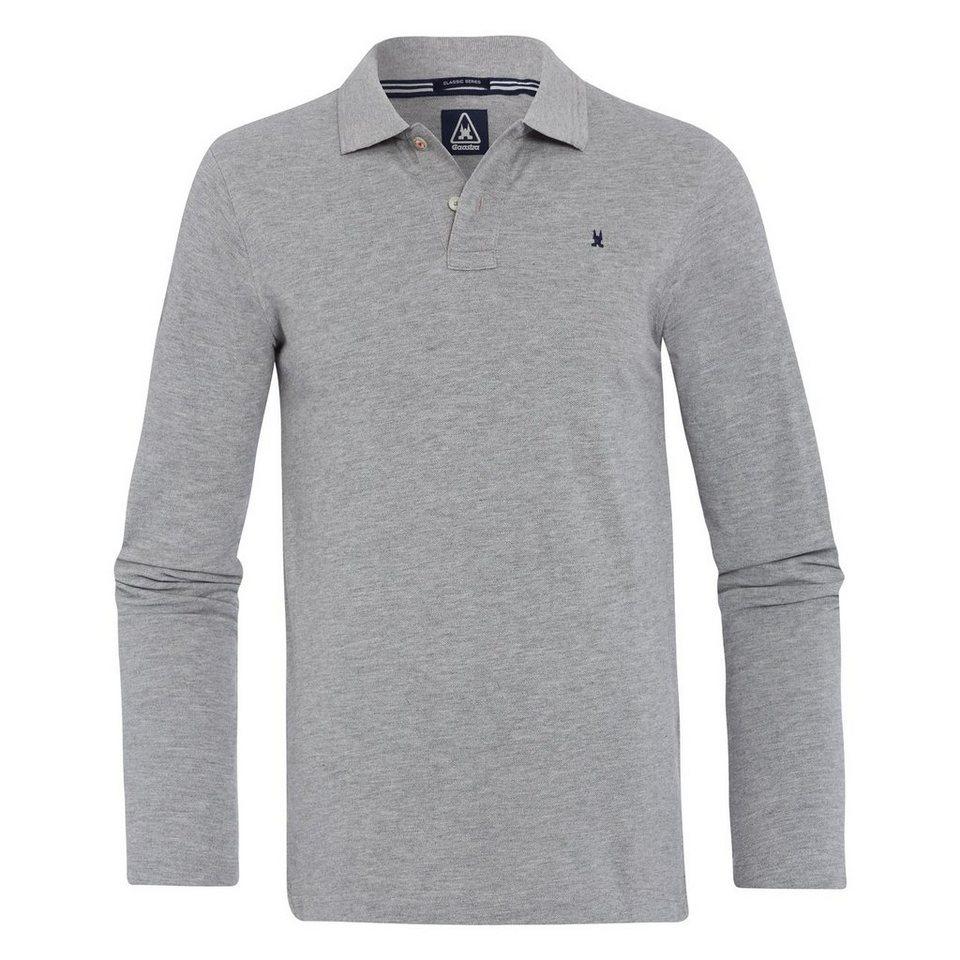 Gaastra Poloshirt in grau