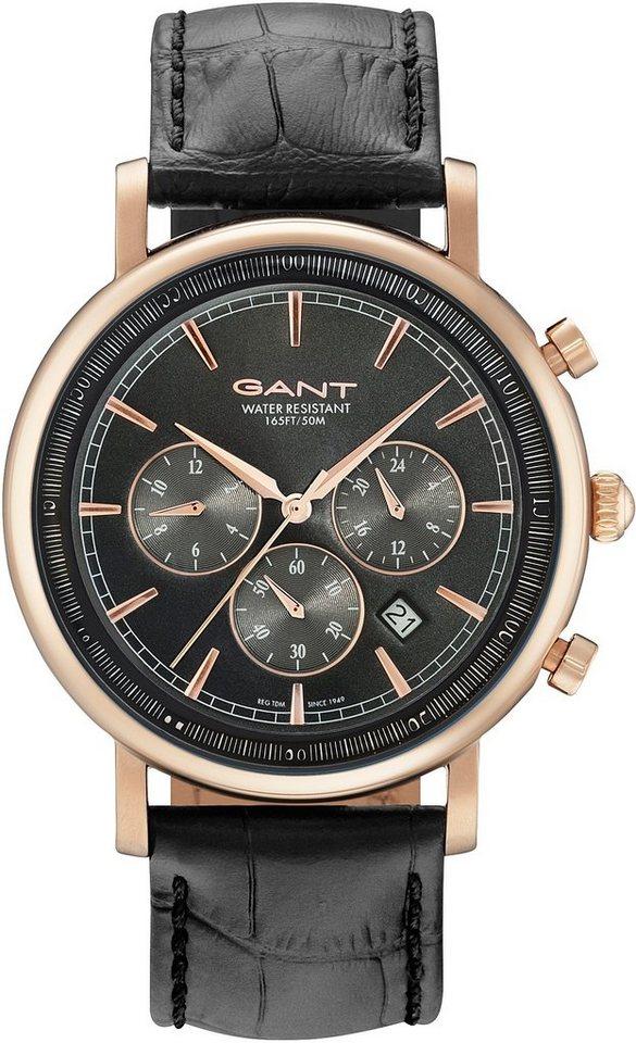 Gant Chronograph »BALTIMORE, GT028004« in schwarz