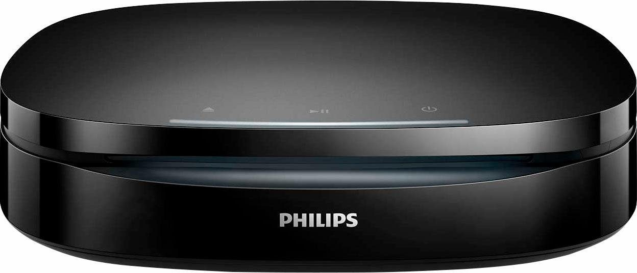 Philips BDP3290B/12 3D Blu-ray-Player, 3D-fähig, 1080p (Full HD)