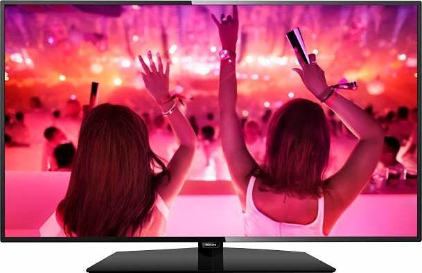 Philips 32PHS5301/12, LED Fernseher, 80 cm (32 Zoll), WUXA 1366 x 768, Smart-TV in schwarz