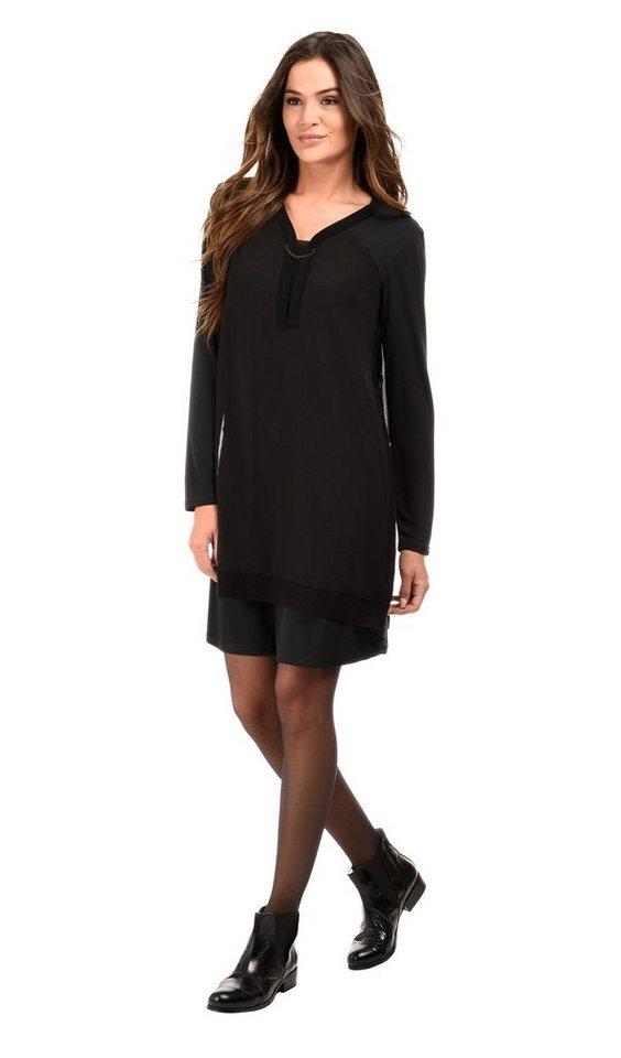Mado et les Autres Kleid in schwarz