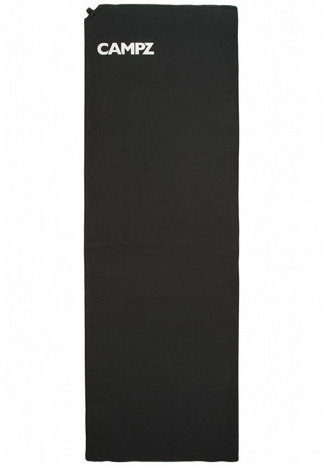CAMPZ Luftmatratze »Comfort Matte L« in schwarz