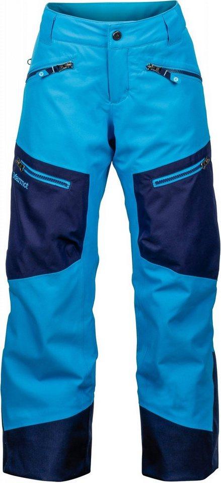 Marmot Hose »Freerider Pant Boys« in blau