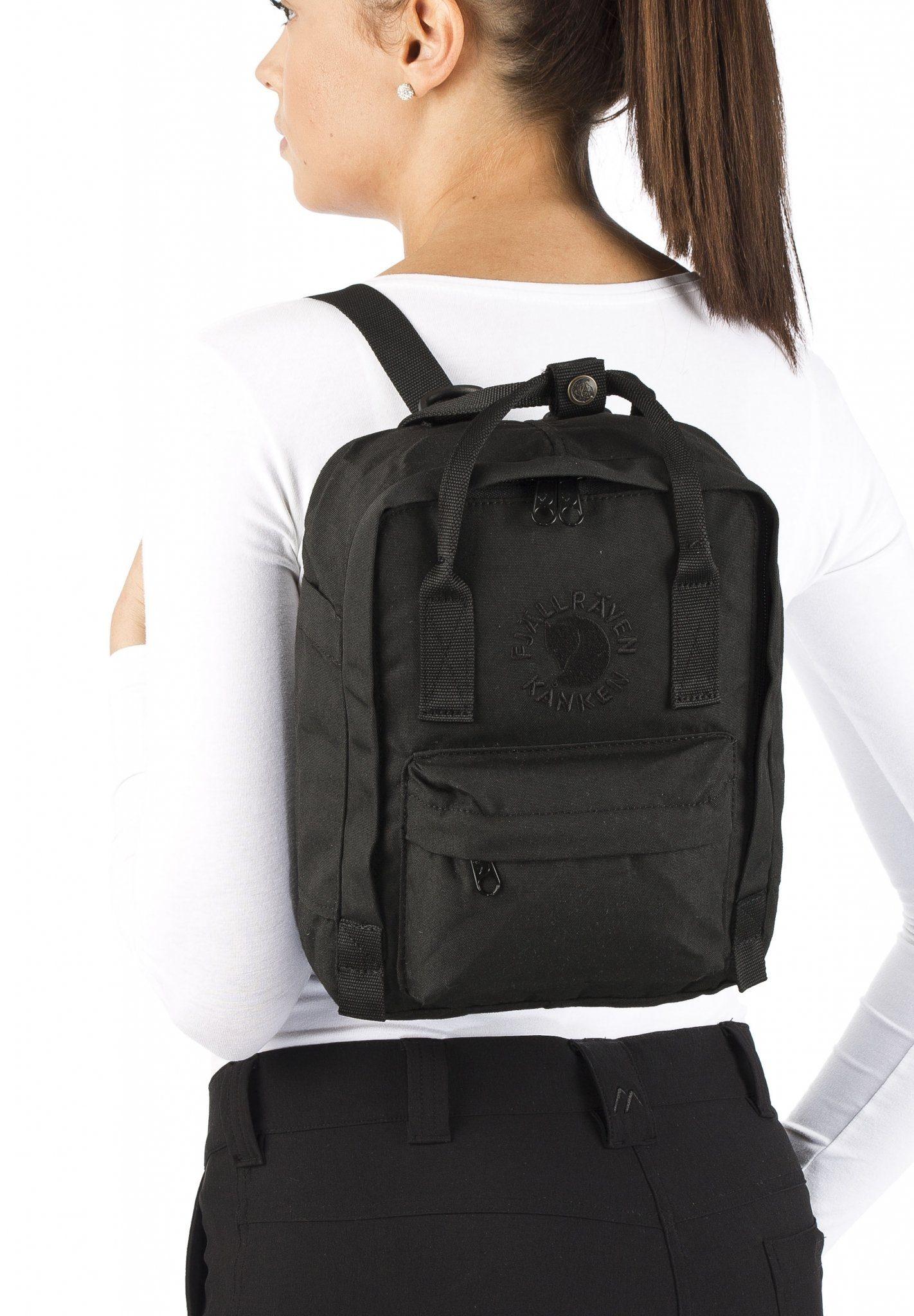 FJÄLLRÄVEN Sport- und Freizeittasche »Re-Kånken Mini Daypack«