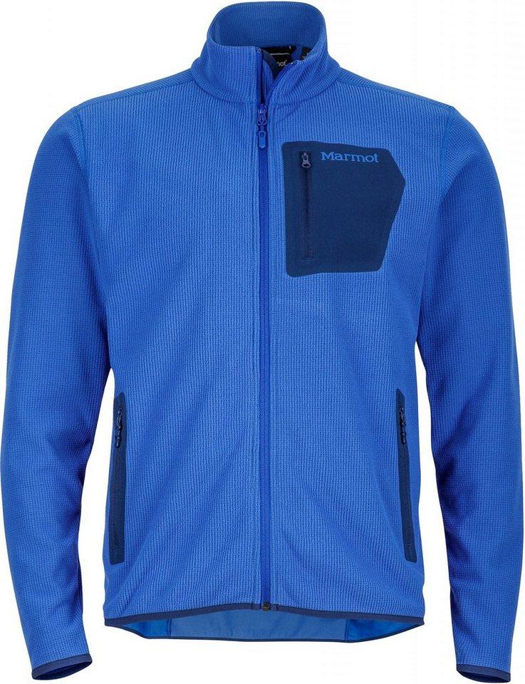 Marmot Outdoorjacke »Rangeley Jacket Men« in blau
