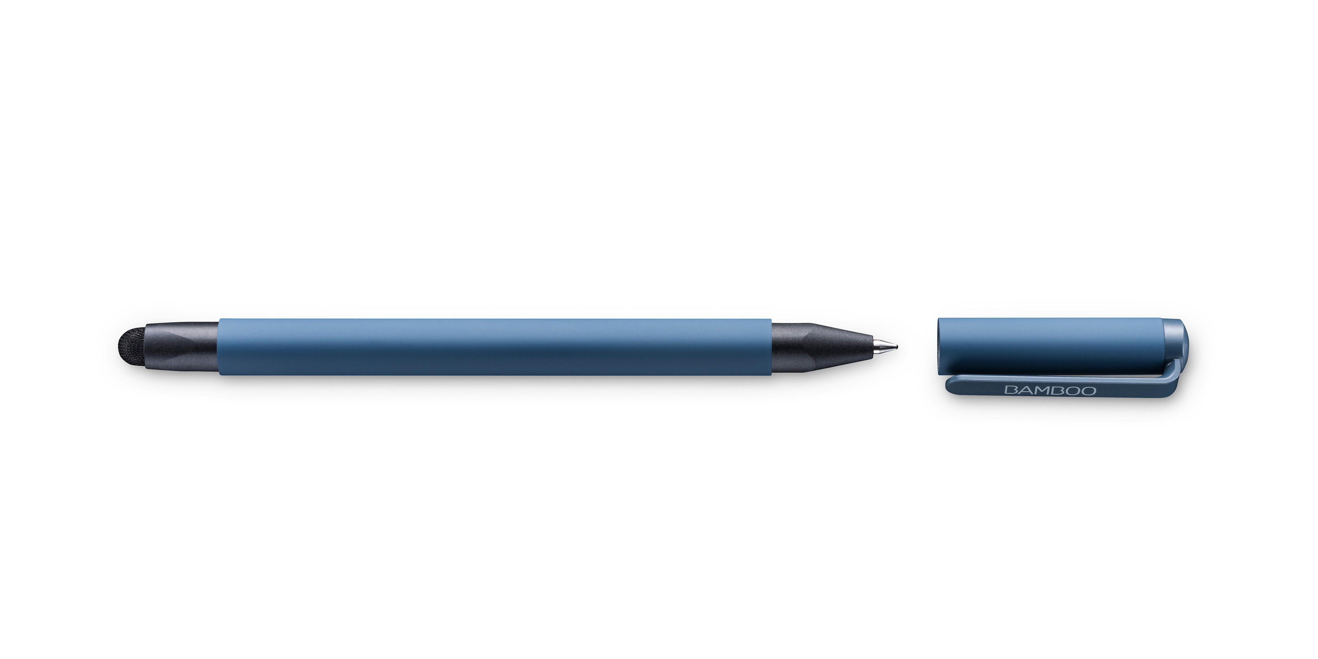 Wacom Eingabestift »BAMBOO STYLUS DUO4 BLUE«