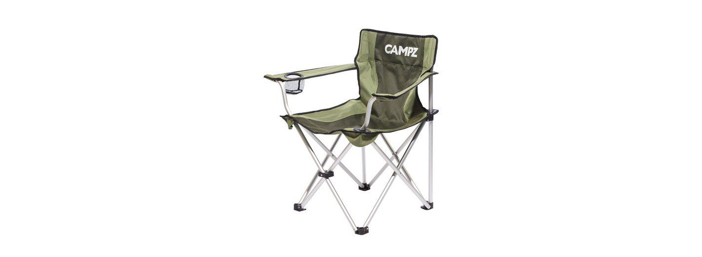 CAMPZ Camping-Stuhl »Aluminium Folding Chair«