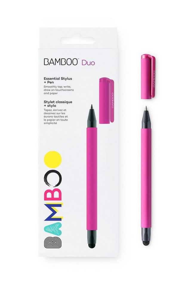 Wacom Tablet-Zubehör »BAMBOO STYLUS DUO4 PINK«