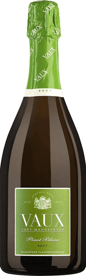 Schaumwein aus Deutschland, 12,5 Vol.-%, 75,00 cl »2012 Sekt Pinot Blanc Brut«