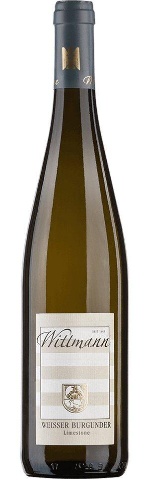 Weisswein aus Deutschland, 13,0 Vol.-%, 75,00 cl »2014 Weisser Burgunder Trocken«