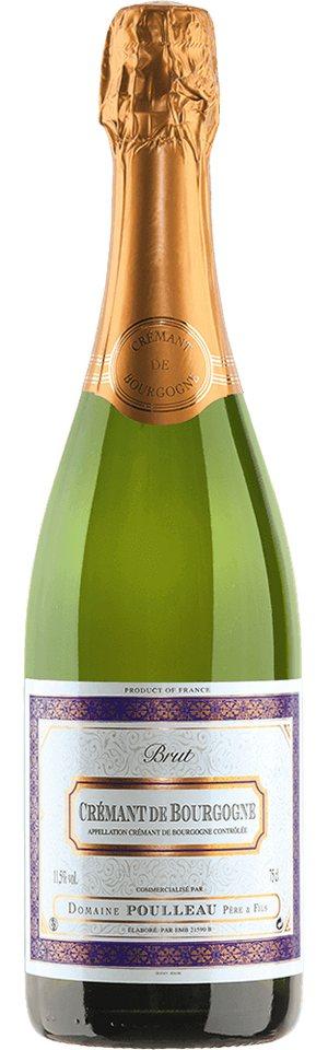 Schaumwein aus Frankreich, 12,0 Vol.-%, 75,00 cl »Crémant Bourgogne AOC Brut«