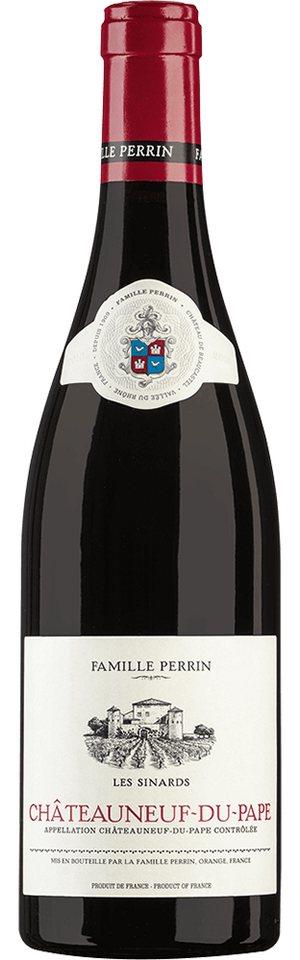 Rotwein aus Frankreich, 14,5 Vol.-%, 75,00 cl »2012 Châteauneuf-du-Pape AOC«