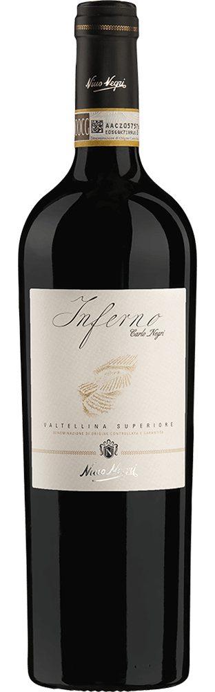 Rotwein aus Italien, 13,5 Vol.-%, 75,00 cl »2011 Inferno Carlo Negri«