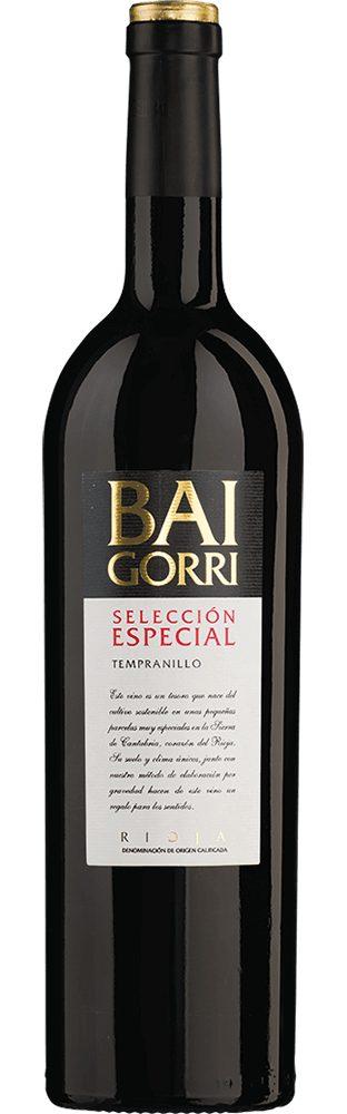 Rotwein aus Spanien, 14,0 Vol.-%, 75,00 cl »2011 Baigorri Selección Especial«