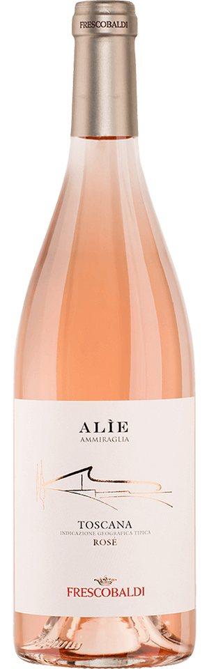 Roséwein aus Italien, 12,5 Vol.-%, 75,00 cl »2015 Alìe Ammiraglia«