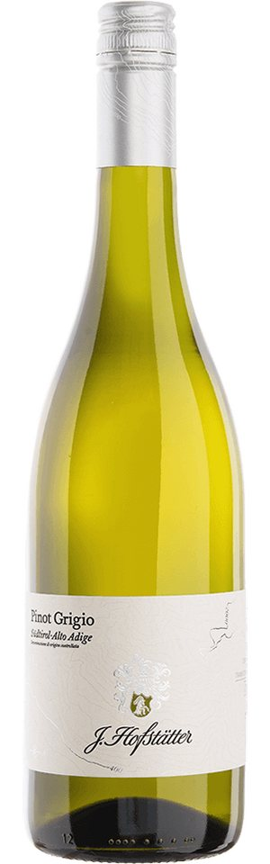 Weisswein aus Italien, 13,0 Vol.-%, 75,00 cl »2014 Pinot Grigio«