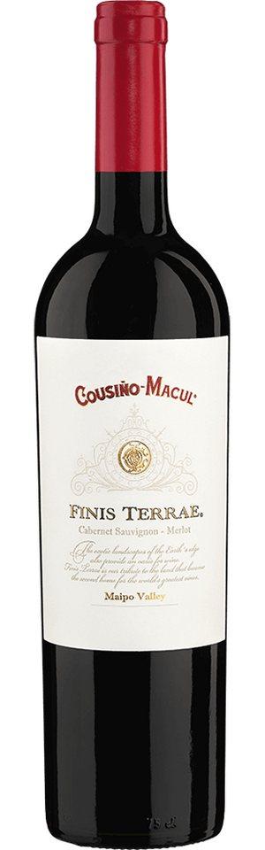 Rotwein aus Chile, 14,0 Vol.-%, 75,00 cl »2011 Finis Terrae«