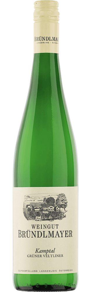 Weisswein aus Österreich, 12,5 Vol.-%, 75,00 cl »2014 Grüner Veltliner«