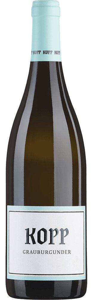 Weisswein aus Deutschland, 12,5 Vol.-%, 75,00 cl »2015 Grauburgunder Trocken«