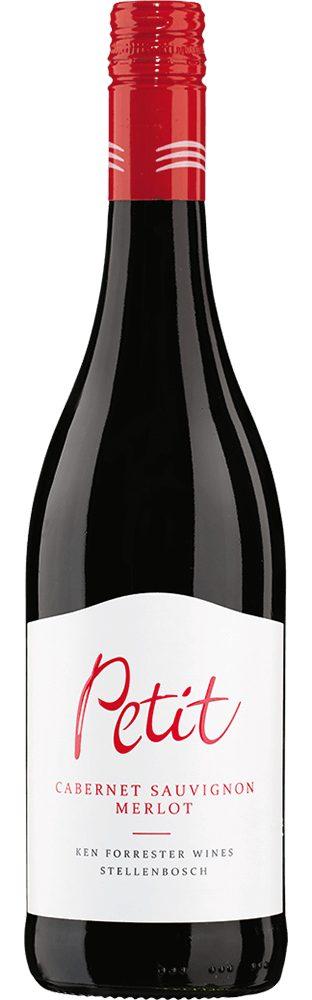 Rotwein aus Südafrika, 13,5 Vol.-%, 75,00 cl »2013 Petit Cabernet Sauvignon Merlot«