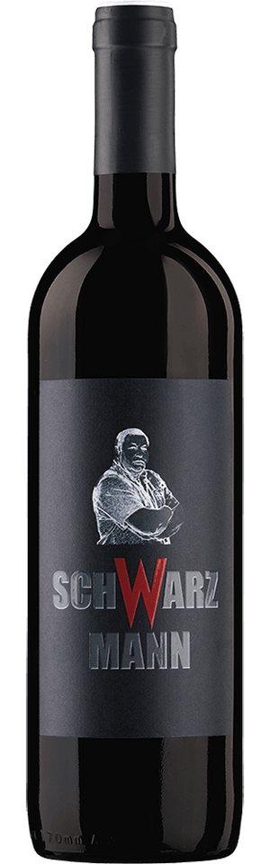 Rotwein aus Österreich, 12,5 Vol.-%, 75,00 cl »2013 Schwarz Mann«