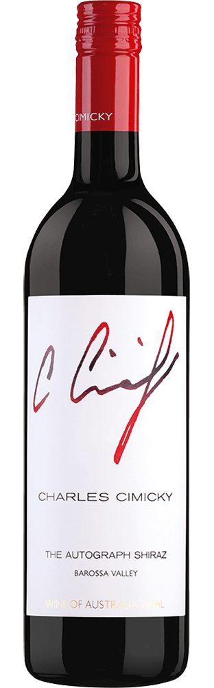 Rotwein aus Australien, 15,0 Vol.-%, 75,00 cl »2013 Shiraz The Autograph«