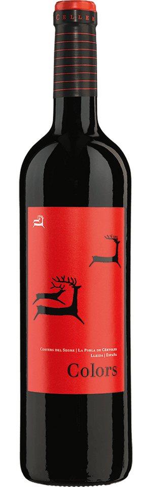 Rotwein aus Spanien, 14,5 Vol.-%, 75,00 cl »2011 Colors«