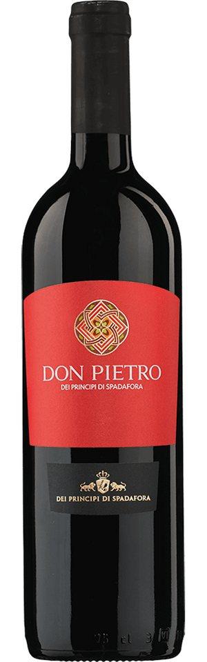 Rotwein aus Italien, 13,5 Vol.-%, 75,00 cl »2011 Don Pietro«